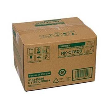 Fuji-Papel T RK-CF800 10×15 ASK-300