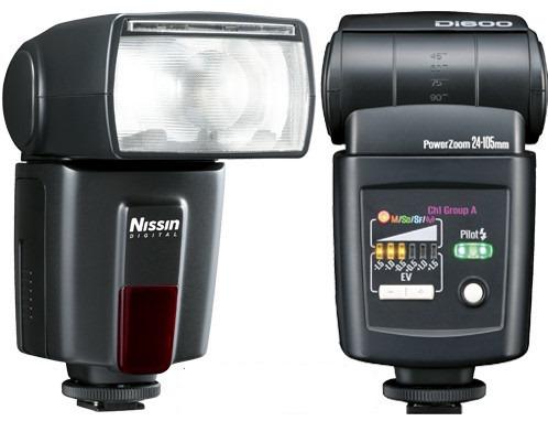 Nissin-Flash DI 600 P/Nikon