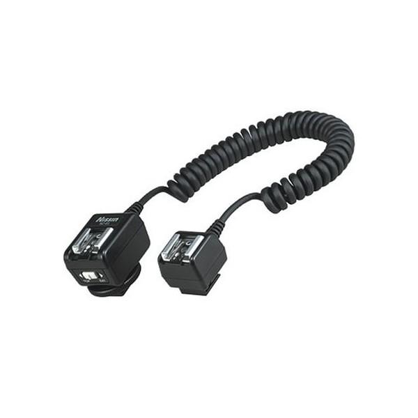 Nissin-Cable con Zapata TTL Univ. SC-01