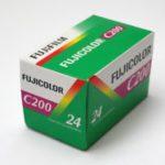 Fuji-Película Negativo C 200 135-24