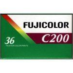Fuji-Película Negativo C 200