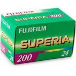 Fuji-Película Negativo Superia 200 135-24