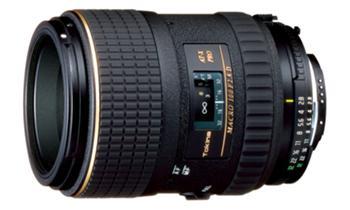 Tokina-Objetivo 100mm F/2.8 Macro P/Canon