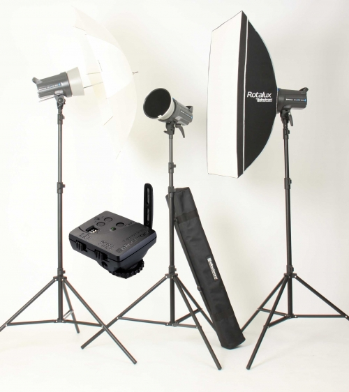 elinchrom flash compacto d lite rx 4 kit estudio 3 rjb audionorte. Black Bedroom Furniture Sets. Home Design Ideas