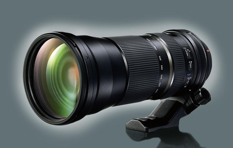 Tamron-Objetivo SP 150-600mm F/5-6.3 VC USD P/Nikon