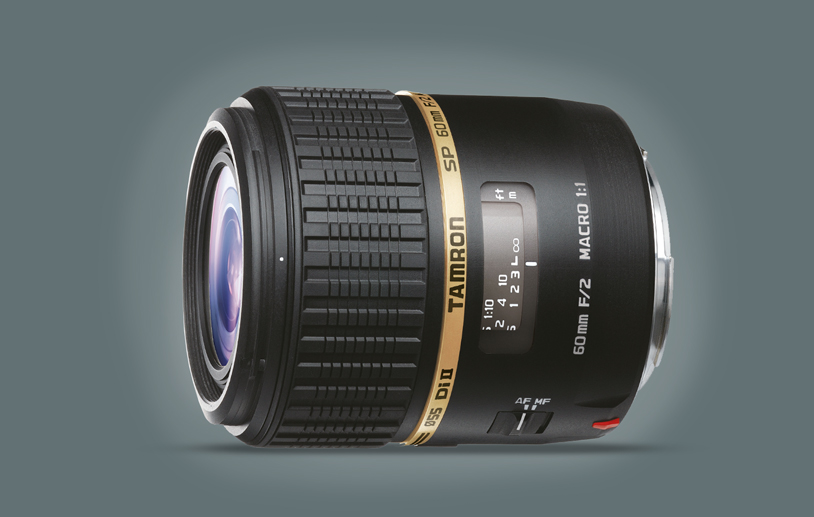 Tamron-Objetivo SP AF 60mm F/2.0 Di II LD [IF] Macro 1:1 P/Nikon