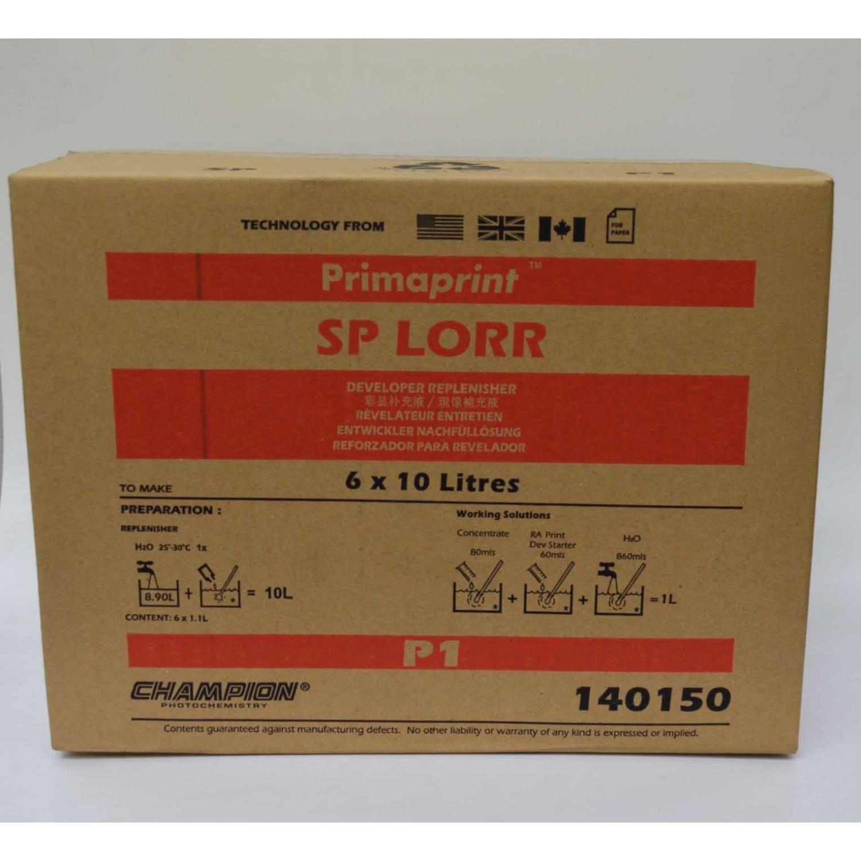 Champion – Primaprint SP LORR Revelador 6×10 L (SP 20 EM / RA 4)