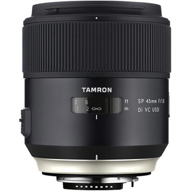 Tamron – Objetivo SP 45 mm f/1.8 DI VC USD / Sony sin VC