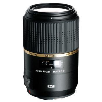 Tamron – Objetivo AF 90 mm f/2.8 DI VC USD MACRO 1:1 / Nikon II