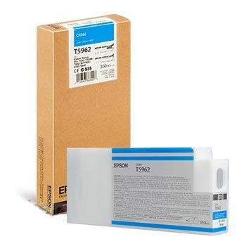 Cartucho de Tinta EPSON 350 ml- T5962 Cyan (7900/9900/7890/9890/7700)