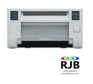 Mitsubishi-Impresora CP-D80DW