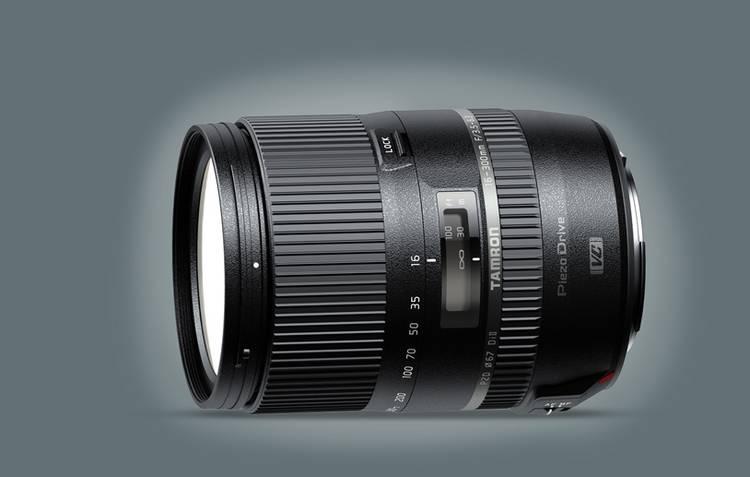 Tamron-Objetivo 16-300mm F/3.5-6.3 Di II VC PZD P/Nikon
