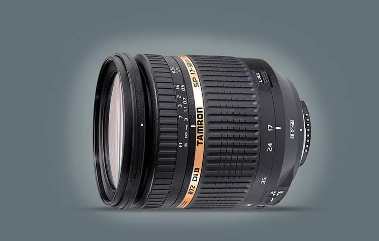 Tamron-Objetivo SP AF 17-50mm F/2.8 XR Di II VC LD Aspherical [IF] P/Nikon