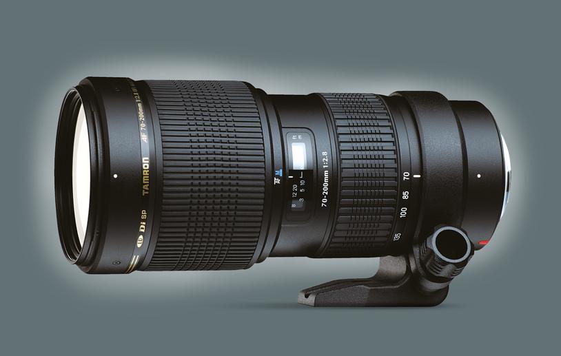 Tamron-Objetivo SP AF 70-200mm F/2.8 Di LD [IF] MACRO P/Canon