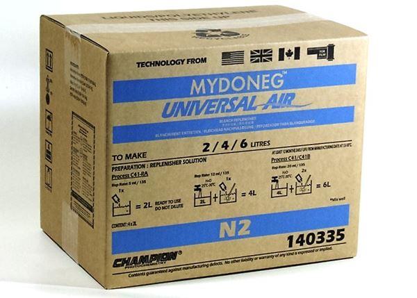 Champion-Mydoneg AIR RA Blanque. RTU Reforzador 4×2 Litros (C41 RANP / C41 BNP / CN16-L / CN16-FA)