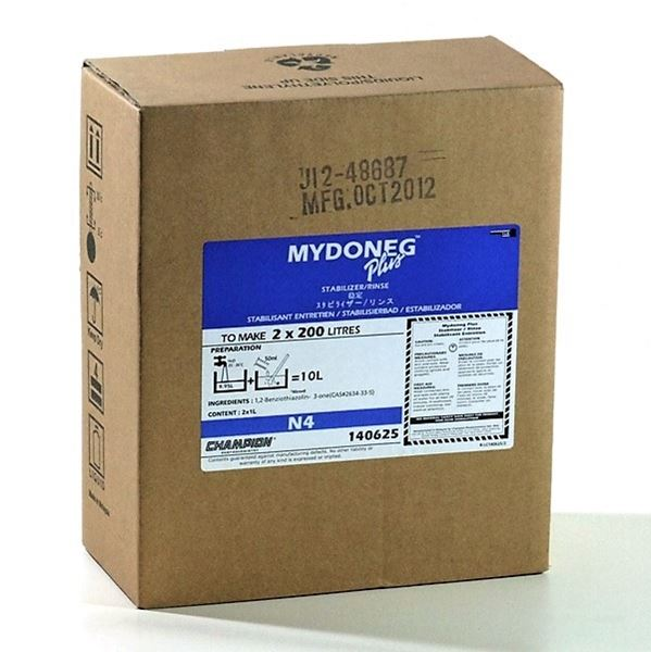 Champion-Mydoneg Estabilizador Negativo 2x20x10 Litros (C41 BNP / CN16-L / CN16-FA / CN16-Q)