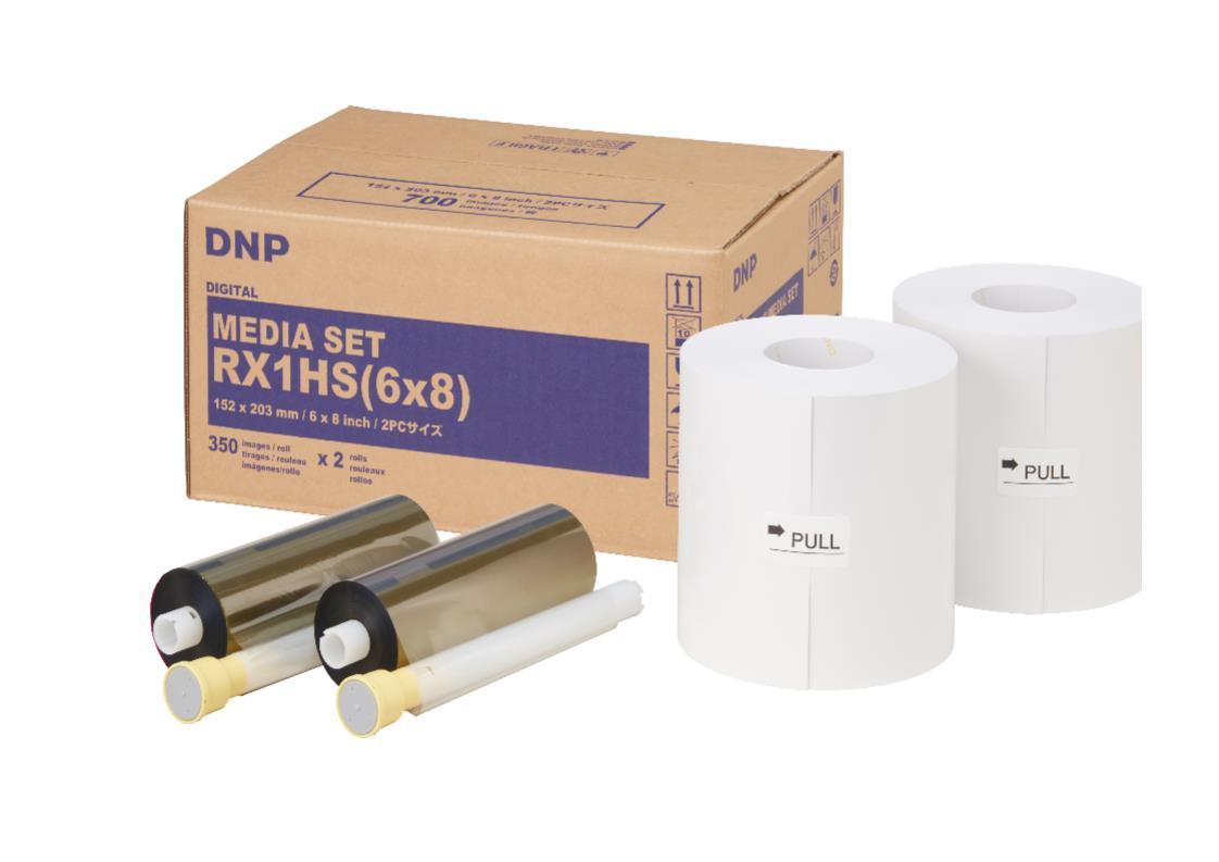 DNP-Papel DS-RX1HS A5 15x20cm 700 Fotos