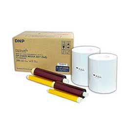DNP-Papel DS620 10x15cm 800 Fotos – 15x20cm 400 Fotos