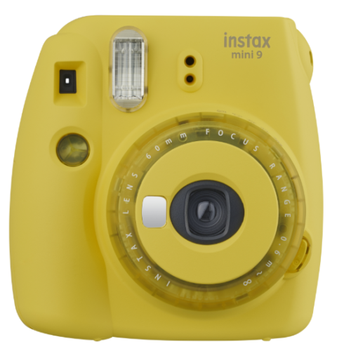 Mini Instax Yellow Amarillo