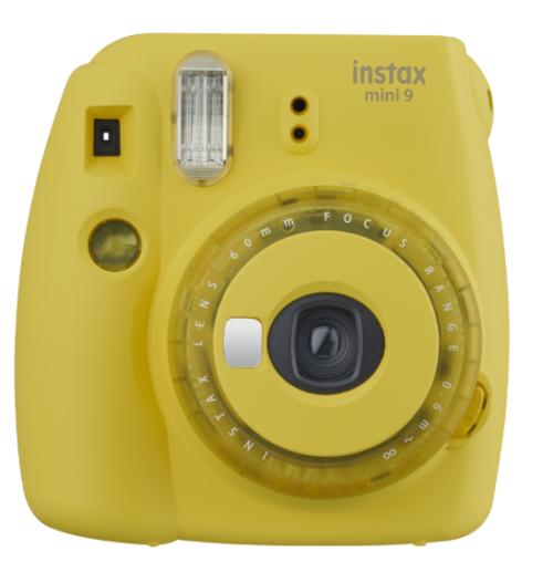 Mini Instax Yellow Amarillo