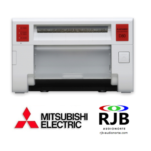Impresora Mitsubishi CP-D80DW-S RJB Audionorte
