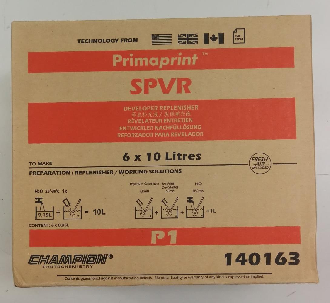 Champion – Primaprint SP VR Revelador – 6x10Litros (Ra 4 – Standard)