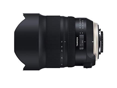 Tamron – Objetivo SP 15 – 30 mm f/2.8 DI VC USD G2 / Nikon