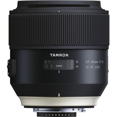 Tamron – Objetivo SP 85 mm f/1.8 DI VC USD / Canon