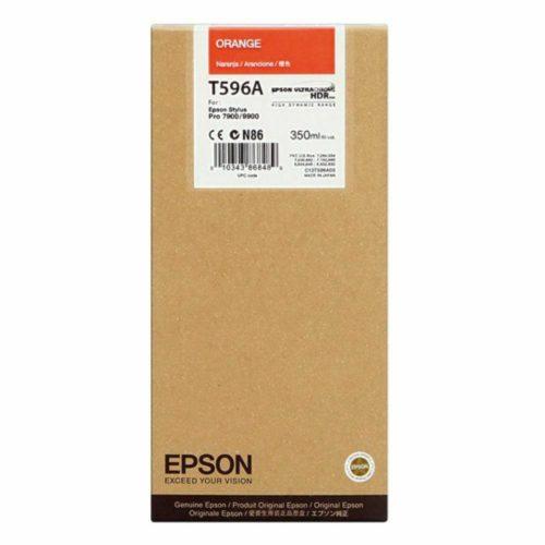 Epson T596A Tinta C13T596A00 Naranja