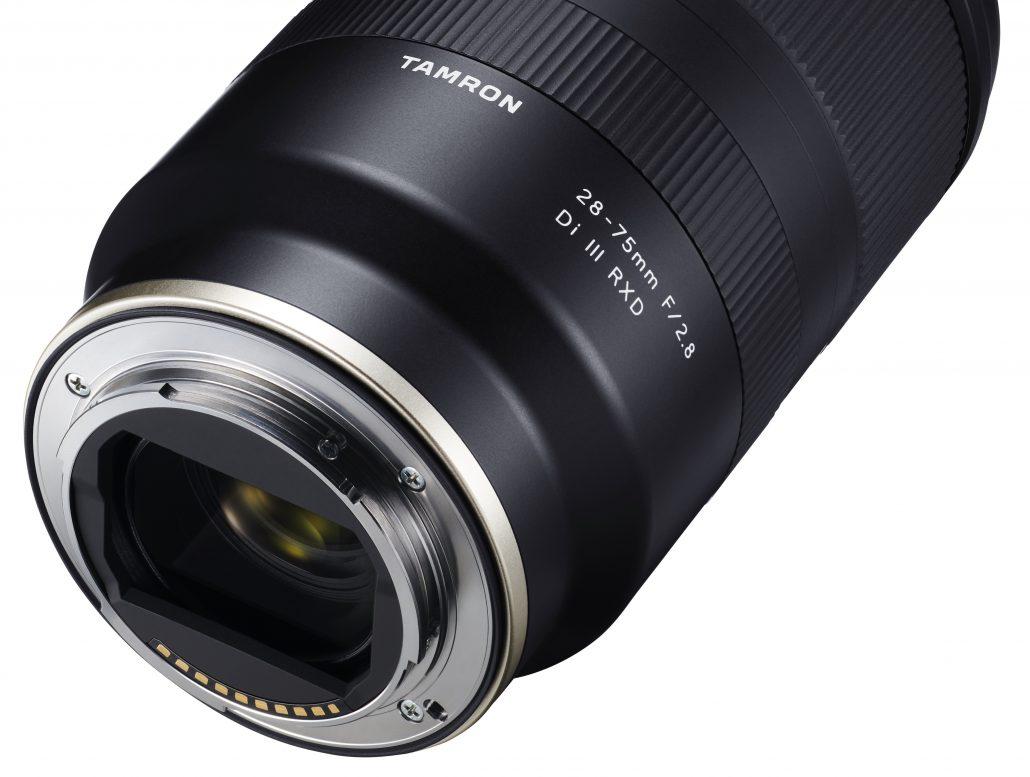 Tamron-Objetivo 28-75mm F/2.8 Di III RXD Sony E