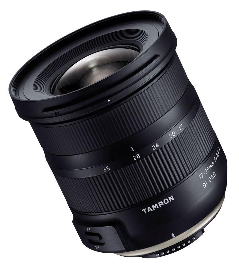 Tamron – Objetivo AF 17 – 35 mm f/2.8-4 DI OSD / Nikon