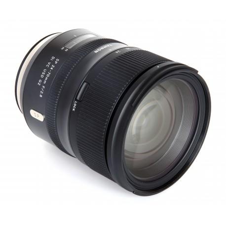 Tamron – Objetivo SP 24 – 70 mm f/2.8 DI VC USD G2/ Canon