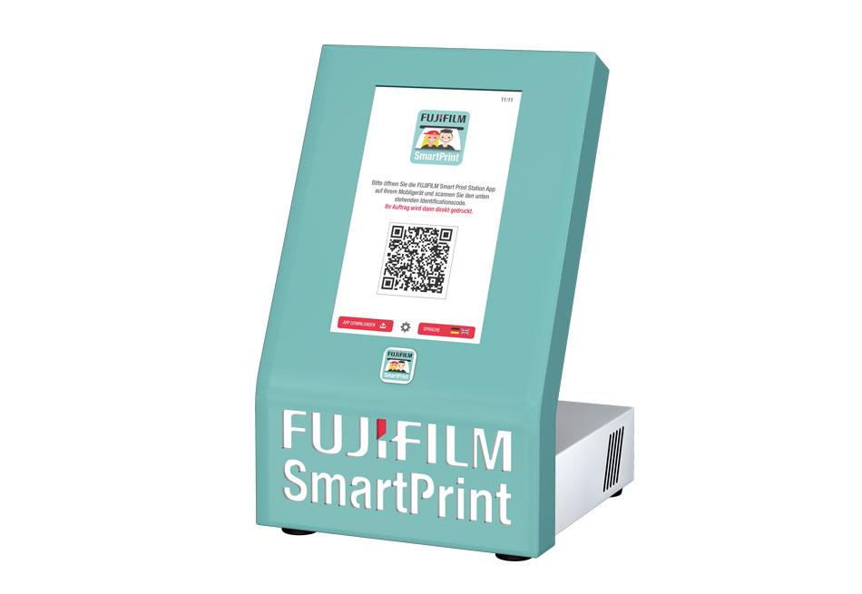 FujiFilm SmartPrint + Impresora Frontier DE100: JULIO 2019