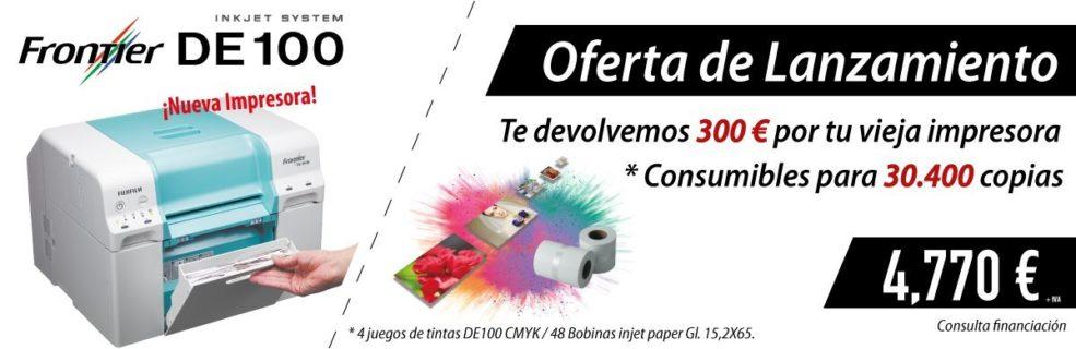 Promoción DE100