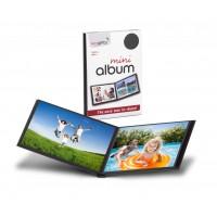 easy mini album negro 10x15 cm 4x6 inches