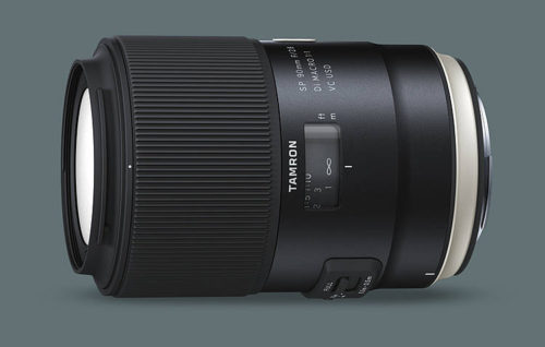 SP 90mm F2.8 Di MACRO 11 VC USD