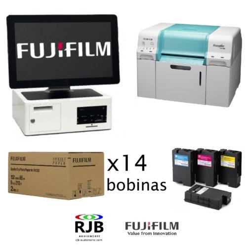 fuji fujifilm order it a10 frontier de100 promo