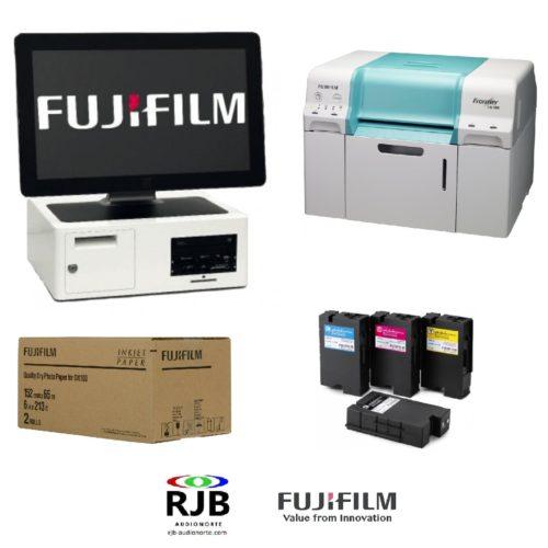 Promo Fujifilm Kiosko Order It A10 Frontier DE100