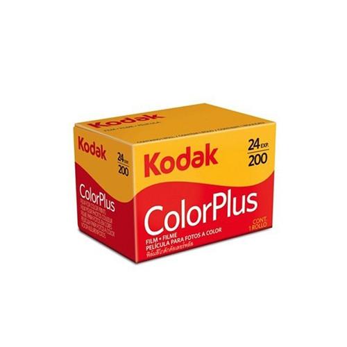 Kodak Carrete Película Negativo Colorplus DB 200 ISO 135/24