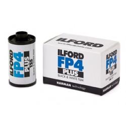Ilford Película Negativo Blanco y Negro HP4 Plus DX 135/36 EXP ISO 125/22º