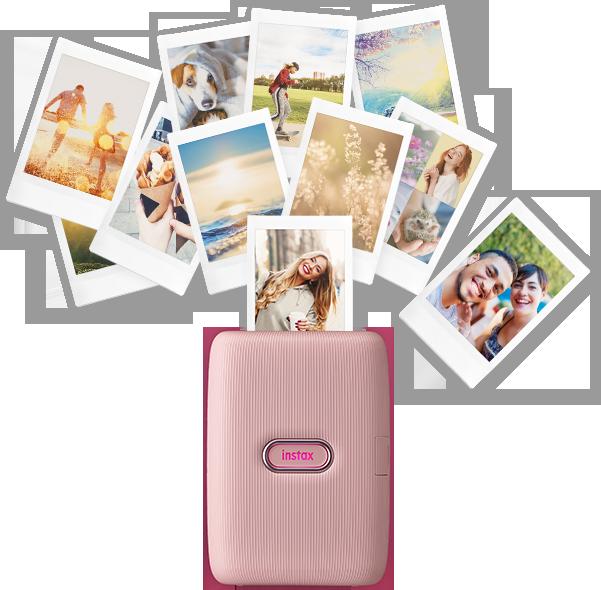 Instax mini link SmarPhone Impresora