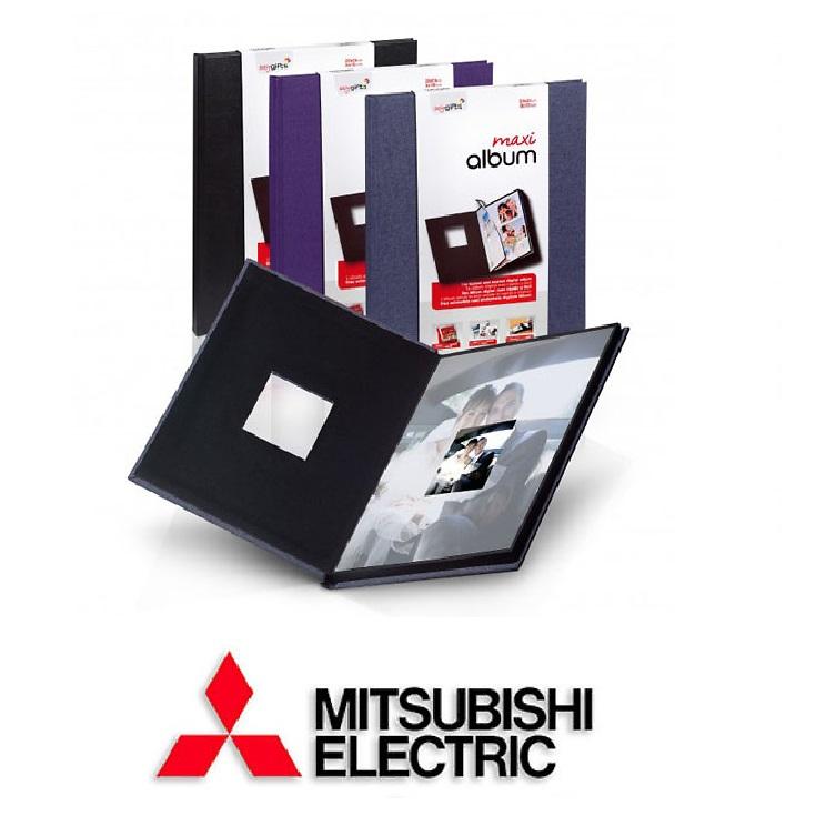 Easy Album Mitsubishi Easygifts 20×25 cm (8×10 pulgadas) 10 páginas Surtido