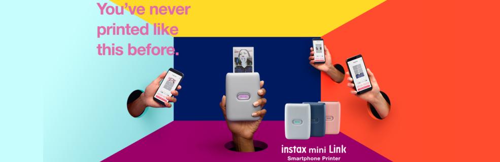 Instax mini link SmarPhone Printer