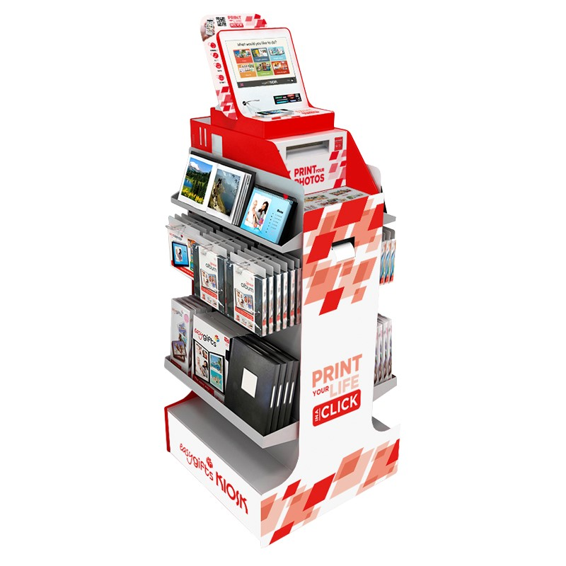 Pedestal Smart KioskGifts Plus Góndola