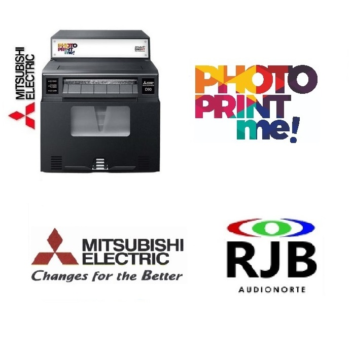 Mitsubishi Smart D90RT PhotoPrintMe