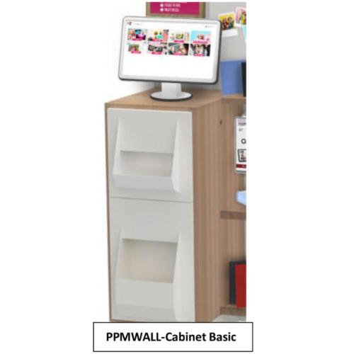 RJB Mueble Expositor Mitsubishi Cabinet Basic 2